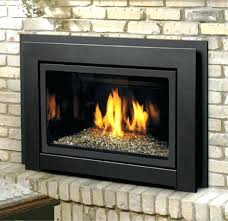ventless gas fireplace logs amazing living room gas fireplace inserts vented vs for beautiful gas fireplace