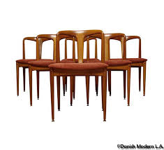 dining room chairs by danish andersen designer