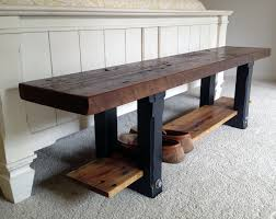 reclaimedwoodbench reclaimed wooden bench w11 reclaimed