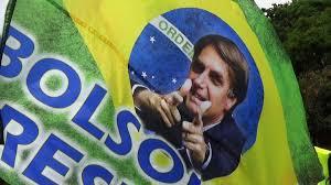 Risultati immagini per brasile bolsonaro