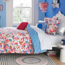 Bedroom Awesome Bedspreads For Teens Decor With White Beds And