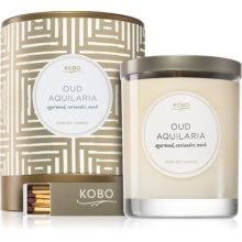 KOBO Aurelia <b>Oud</b> Aquilaria <b>ароматическая свеча</b>   notino.ru