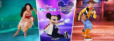 Disney On Ice Hershey Seating Chart Disney On Ice Presents Road Trip Adventures Wells Fargo Center