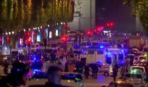 باريس - مقتل شرطي وإصابة اثنين في هجوم  مسلح والشرطة تكشف هوية مطلق النار