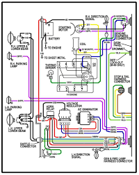 64 chevy c10 wiring diagram chevy truck wiring diagram 64 chevy  at Wiring Diagram Starting Circuit 83 Gmc 6 2
