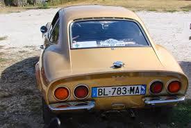 FAB WHEELS DIGEST (F.W.D.): Opel GT (1968-73)