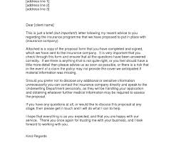 Sample Cover Letter For A Proposal Business Letters Format ...