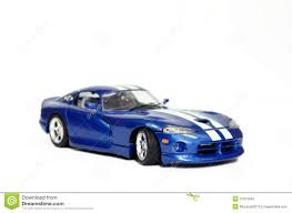 blue sport car white background
