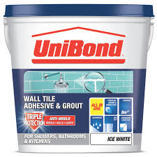 308934 unibond wall tile adhesive and grout triple protect white1 on image to enlarge description returns in unibond wall tile adhesive