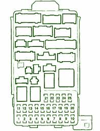 subaru fuse box diagram 05 subaru fuse box 05 automotive wiring diagrams 2002 honda crv 2 2 fuse box diagram