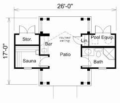guest house pool house floor plans. Guest House Plans Free Floor With Indoor Pool Home Lovely First Plan Of Poolhouse
