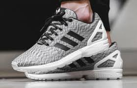 adidas zx. the adidas zx flux returns with this graphic static print colorway zx