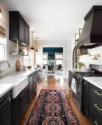 11 Galley Kitchen Redesign Ideas That Are Full Of Flavor Hunker Kitchen Redesign Fixer Upper Kitchen Joanna Gaines Kitchen