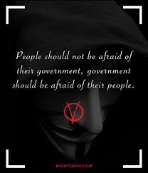 V For Vendetta Quotes Simple 48 Quotes From Alan Moore's Classic V For Vendetta Big Hive Mind
