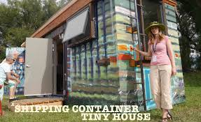 youtube tiny house. A Punk Rock Shipping Container Tiny House Rhino Cubed Youtube