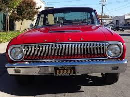 Me & My Car: '62 Ford Ranchero pickup better than new