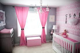 Baby Bedroom Ideas In Pink