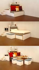 creative space saving furniture. #smallspacesideas #hiddenthingsideas Space Saving Furniture Creative E