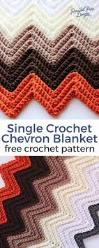 Sharp Chevron Crochet Pattern New Design Inspiration