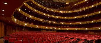 Nyu Skirball Center Seating Chart David H Koch Theater Seating Chart Lincoln Center