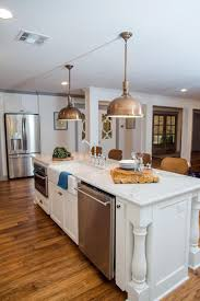 Fixer Upper A Big Fix For A House In The Woods Kitchen Ideas