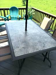 patio table replacement glass patio furniture replacement round
