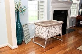 amazoncom  babyhome dream portable baby cot  oilo (discontinued