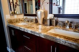 granite bathrooms. Venetian Gold Granite Countertop Bathrooms