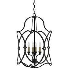 currey company lighting fixtures. Currey \u0026 Company Lighting Charisma Lantern 9000-0024 - Wrought Fixtures E
