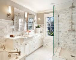 Unique Classic White Bathroom Ideas Excellent Traditional Extraordinary Delightful Intended Innovation Design