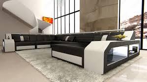 living room minimalist Modern Living Room Ideas With Black Leather