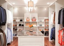walk closet. Display Perfection Walk Closet A