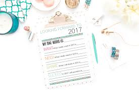 new year s template printable new years resolutions and goals