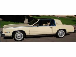 1979 to 1985 Cadillac Eldorado Biarritz for Sale on ClassicCars ...