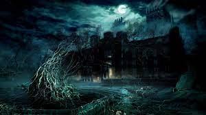 Wallpapers: Dark Horror Wallpaper