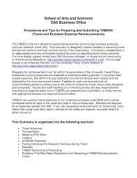 9 Letter Requesting Reimbursement Cover Letter