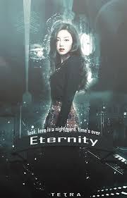 eternity wattpad book cover by twilightsparkization