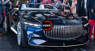 2018 maybach land yacht.  2018 mercedesmaybach 6 cabriolet concept unveiled with an electric powertrain intended 2018 maybach land yacht