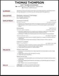 Best Font And Size For Resume Professional Resume Templates
