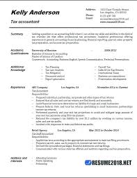 Resume Examples Accounting Beauteous Senior Accountant Resumes Corbero