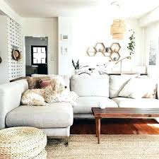 grey sofa living room ideas gray leather dark couch what color rug goes with a