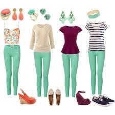 Best 25+ Mint jeans ideas on Pinterest   Mint pants, Mint jeans outfit and  Mint pants outfit