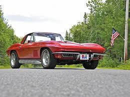 Auctions - 1967 Chevrolet Corvette Convertible 427   Owls Head ...