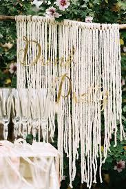 a garden themed bridal shower