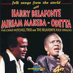 With Miriam Makeba & Odetta