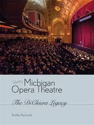 Michigan Opera Theatre Wayne State University Press