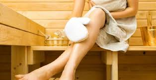 what causes large pores on legs home