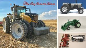 toytractortimes speccast has a variety of new farm toys in 1 64 and 1 16 scale for 2019 the new releases in this toy tractor times video