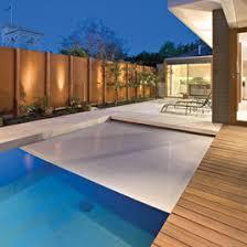 retractable pool cover. Retractable Pool Cover T