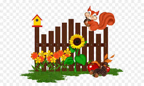 Fence Drawing Cartoon Garden Wood Fence png download 654539
